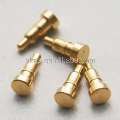 fast delivery brass pogo pin connector,spring pogo pin factory