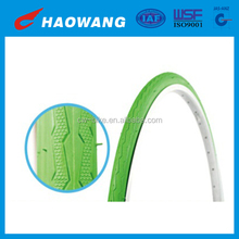 Good Quality Green Color 700C Bicycle Tire/Bike Tires 700C