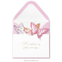 High quality handmade butterfly paper craft