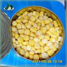 Export canned food producers canned corn ingredients