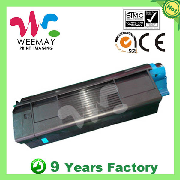 Laser Printer supplies of toner cartridge compatible for OKI C3200