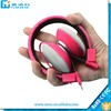 2016 Mobile accessories cheap price for wired headphones game headset with mic for samsung galaxy s6
