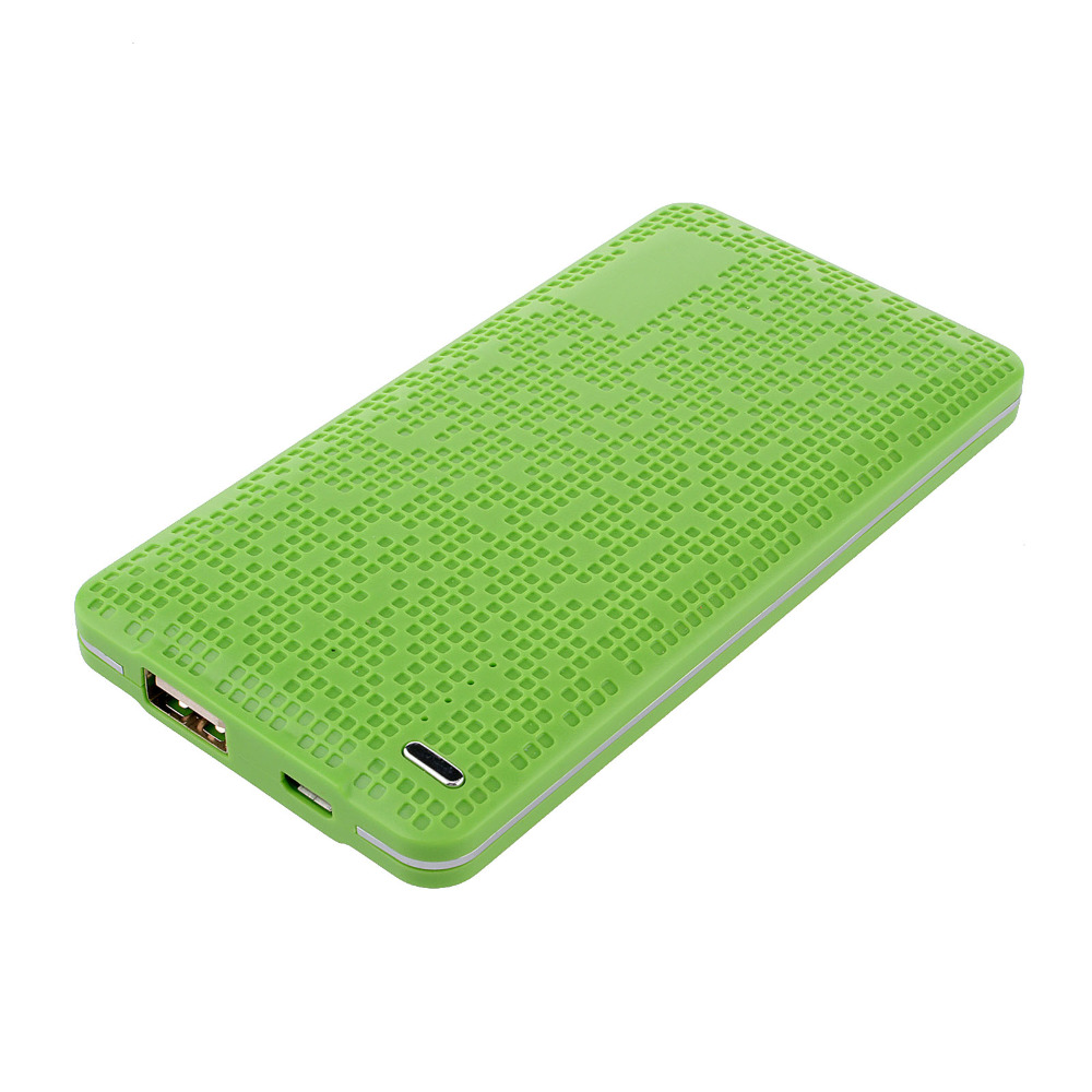 solar power bank 4000mah powerbank lipstick telephone portable charger charging extra external battery for mobile phones
