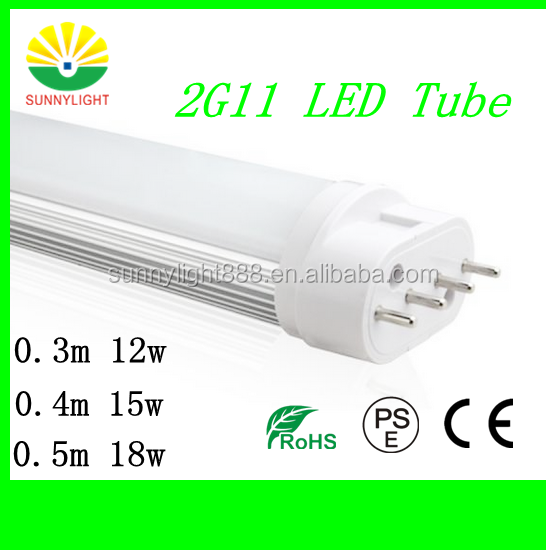 Hot sale and Good Quality 12w 15w 18w GY10 led tube with SMD 2835 Warranty for 3 years