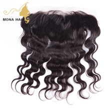 Top Feedback 7A grade natural color Brazilian silk base closure mathc hair extension with closure piece