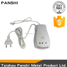 China factory electric gas leak detector PS0901A abs kitchen gas alarm