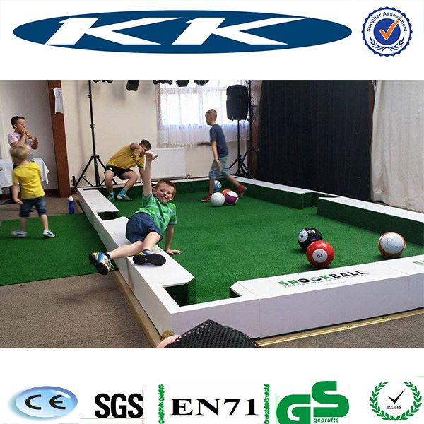 developed CUZU pool soccer table for billiards and soccer players