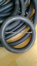 Wear resisting natural rubber bicycle inner tube 12*2.125