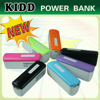 Best Power bank 2600mAh Phone Charger External Power Bank for Smartphone