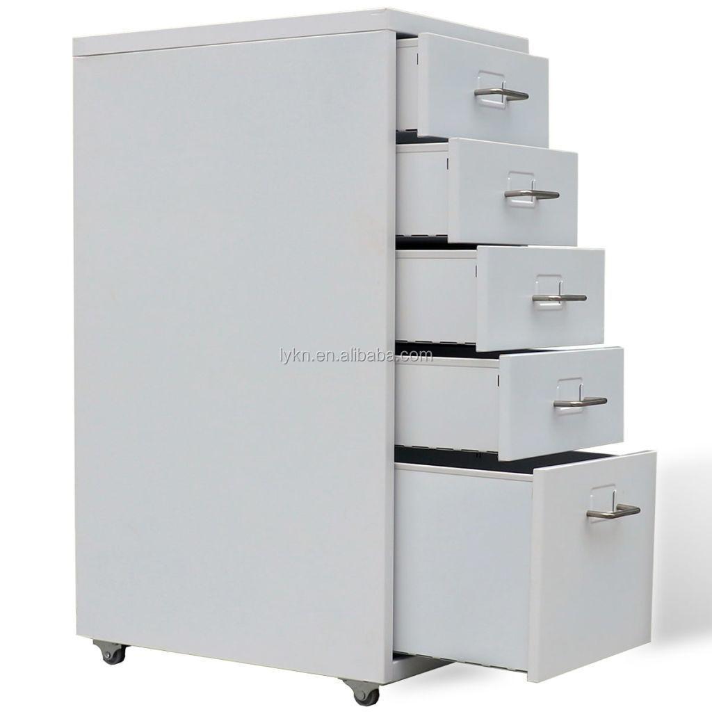 Günstige neupreis mobilen aktenschrank metall 5 schubladen büromöbel ...