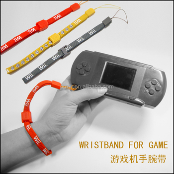 Polyester tube wristband for game