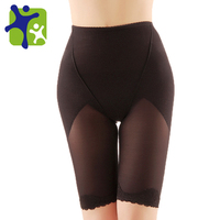 Women compression underwear, female orthopedic up hip,female lace breathable abdomen slimming waist underpants NY012