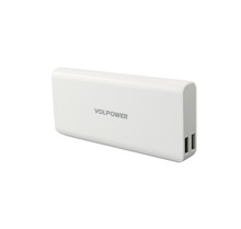Shenzhen Volpower P40 mobile power 10000mah portable power bank dual USB output 5v power bank