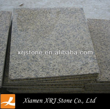 Tiger skin granite yellow color