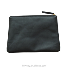 Alibaba wholesale simple PU leather makeup storage cases