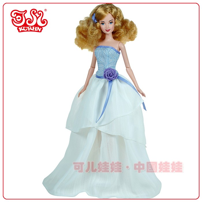 Hot sale wedding bride doll princess