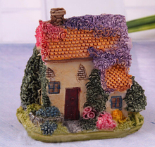 Fashionable New Style Polyresin house model B-BFM-0001