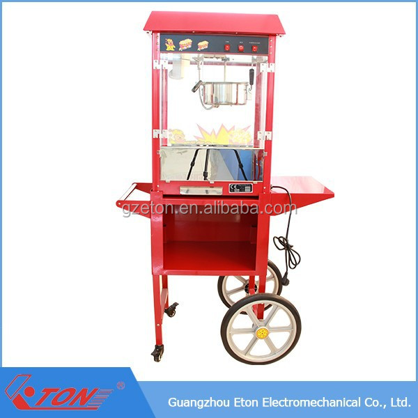 certificated 8 Oz sweet sale red Popcorn Machine