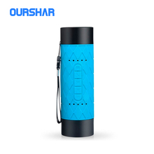 Waterproof IPX6 bluetooth kettle design mini Wireless Speaker 12hours sport portable speaker bluetooth 4.0