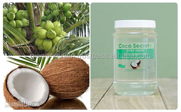 VIETNAM VIRGIN COCONUT OIL GOOD PRICE