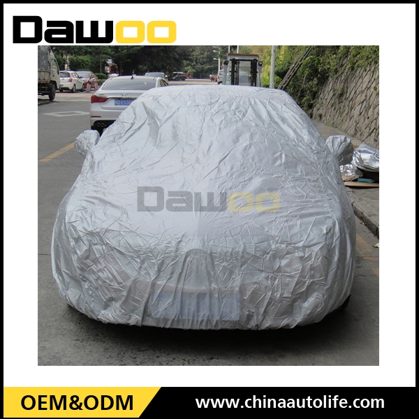 Wholesale portable waterproof car cover outdoor