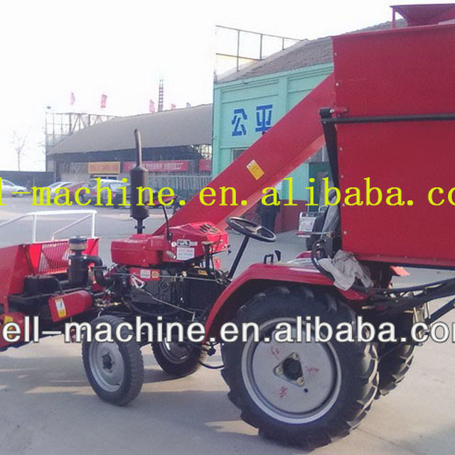 Compact Construction And Big Size Agriculture Machine/Corn Harvester/Corn Picker 4YB-2