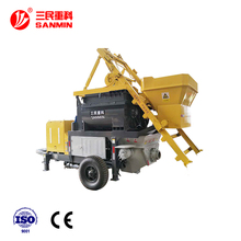 New Design Hot Sale Diesel Portable Mini Construction Concrete Cement Mixer Machine