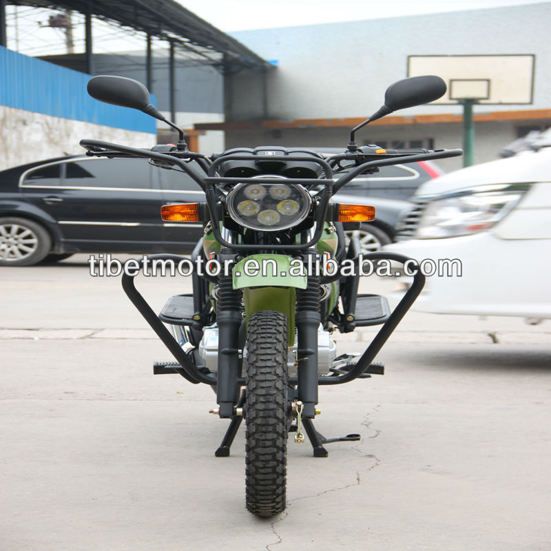Gas 200cc best selling adult motorcycle for saleZF200-3C (XVI)