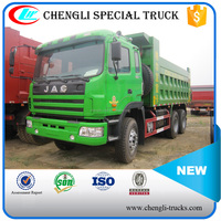 Hot Sale JAC 6X4 30 ton Dump Truck 20m3 for Construction