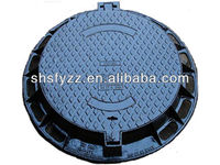 EN124 D400 Cast Iron Man hole Cover Without sand holes,blow holes,distortion and any other defects