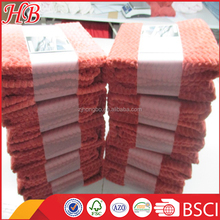 tricot coral fleece blanket 150*200 cm, assorted solid color 260gsm, beautifully rolled pack