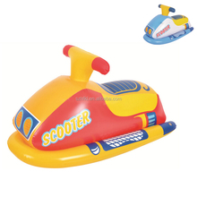 summer water leisure toy inflatable jet ski water toy,inflatable Jet ski for kids