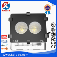 IP67 waterproof two heads led wall pack 150w floodlight