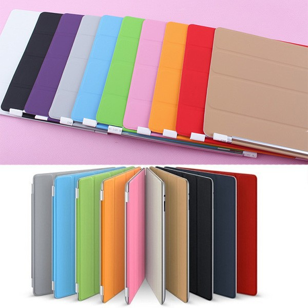 for Apple iPad Air Ultra Slim PU Leather Smart Case