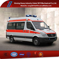 Contemporary Hot Selling New Medical Equipment Emergency Rescue Hot-Sale Ambulance Car