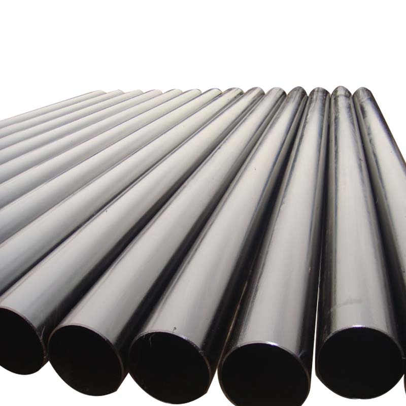 Black painted seamless carbon steel pipe