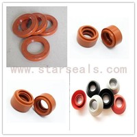 colored waterproof silicone rubber grommet for auto