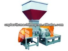 plastic agglomeration machinery