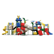 KINPLAY brand promotion funny slide amusement equipment child playground slide