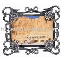 decorative metal photo frame
