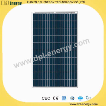 2013 New and hot 100Watt polystalline price per watt solar panels with TUV CE CEC MCS