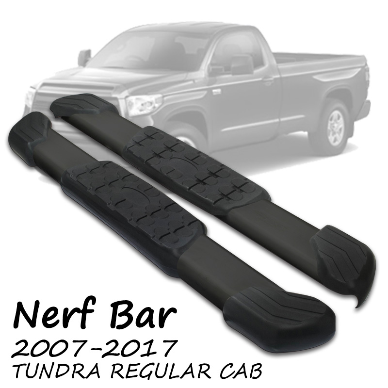 FIT 02-08 DODGE RAM 2500 CREW CAB OE SIDE STEP NERF BAR RUNNING BOARD STAINLESS STEEL NF 4.5 ""