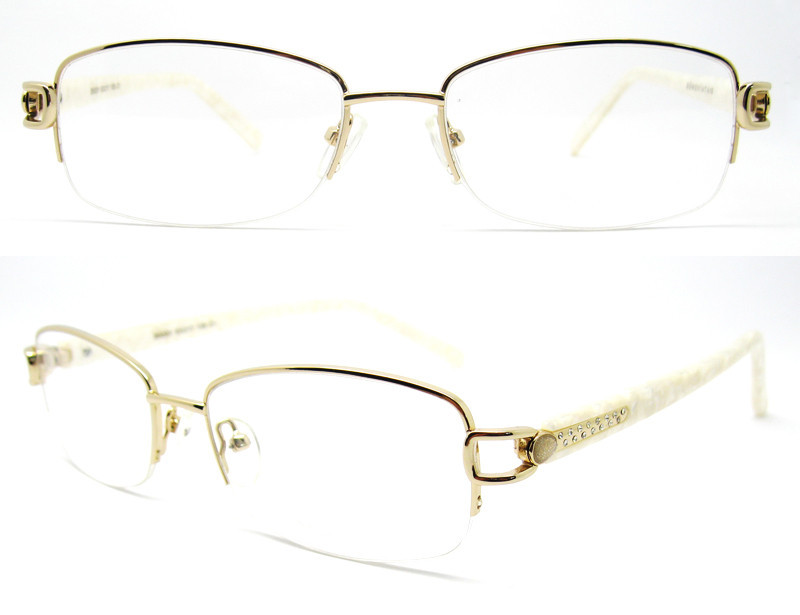 Hot Sell Womens Rhinestone Eyeglass Frames German Eyeglass Frames ...