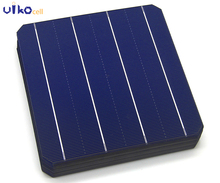 4bb High Efficiency 4.8w A Grade Cheap Mono Solar Cell 6x6 for sale