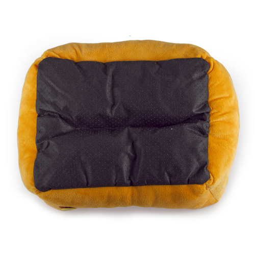 New pet products Japanese pet beds dog bed with super soft plush fur fabric