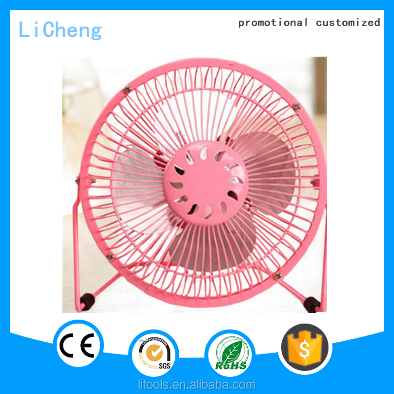 Best selling Clip Table Portable Mini Electric Fan high velocity desk fan CE small blower fan