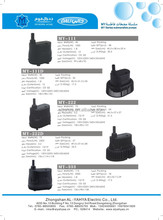 Super quality cheapest diaphragm pump ro centrifugal submersible pump