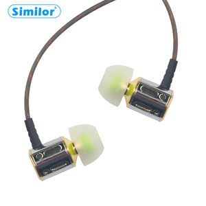 Similor new design stereo microphone function mobile phone use earphones