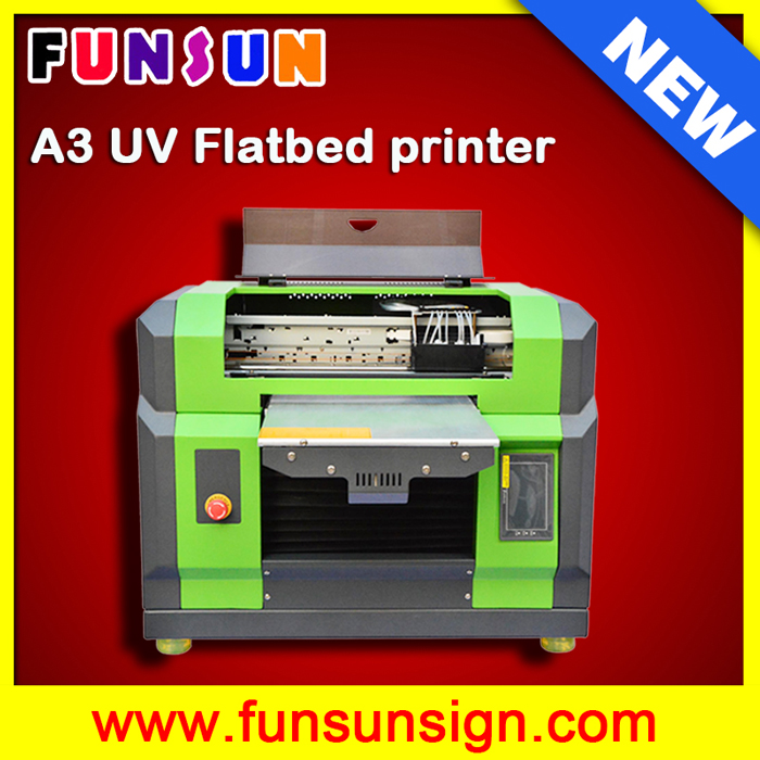 hot sales a3 a4 uv flatbed mobile case printer with dx5 head 1440dpi