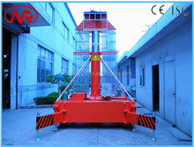 hydraulic genie telescopic cylinder lift platform/one man lift